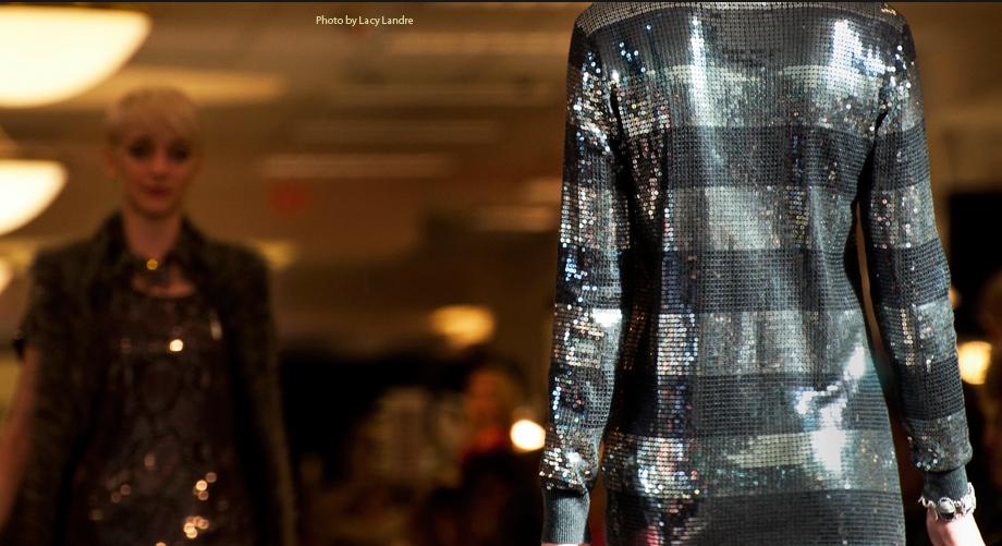 Fashion Show – Silver Jacket