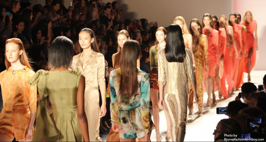Image of Fashion Show Line
